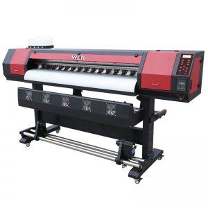 1.8m 6ft 1440dpi eco media solvente dtg impresora de roupa WER-ES1902