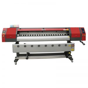 Impresora textil dixital Wer-EW1902 con cabeza epson Dx7 1.8m