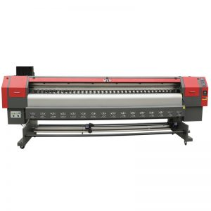 Impresora de vinilo multicolor 10feet con dx5 cabezal impresora de vinilo RT180 de CrysTek WER-ES3202
