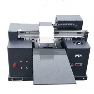 2018 A impresora dtg máis barata para camiseta personalizada personaliza WER-E1080T