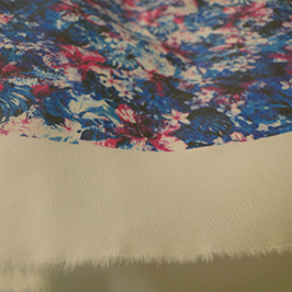 Impresión dixital de impresión téxtil 2 por impresora textil digital WER-EP7880T