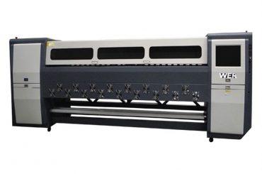Impresora de inxección de tinta resistente K3404I / K3408I de boa calidade 3.4m
