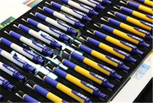 Mostra de bolígrafos sobre WER-EH4880UV