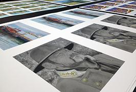 Papel fotográfico impreso por impresora solvent eco de 1.8m (6 pés) WER-ES1802 2