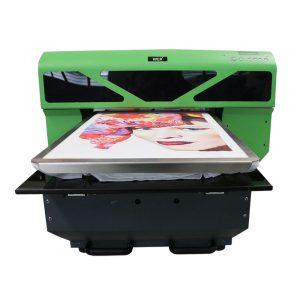Tamaño A2 DTG directo a máquina de impresión t-shirt de impresión WER-D4880T