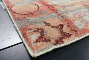 WER G2513UV alfombra de impresión da impresora