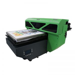 Impresora UV A4 / A3 / A2 + Impresora T-shirt DTG marca, comerciantes, axentes WER-D4880T