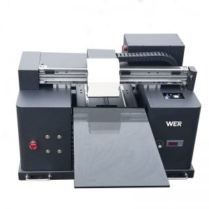 T-shirt barato máquina de impresión en serigrafía WER-E1080T