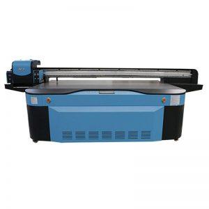 Impresora digital flex banner de máquina de impresión / impresora plana UV WER-G2513UV