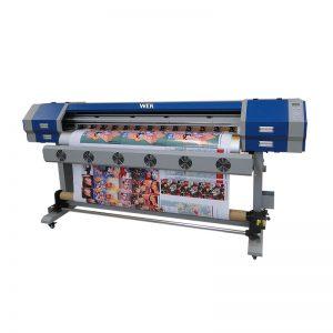 Tela impresora textil con cabeza Dx5 WER-EW160